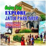 Explore Jatim Park Grup 4D3N