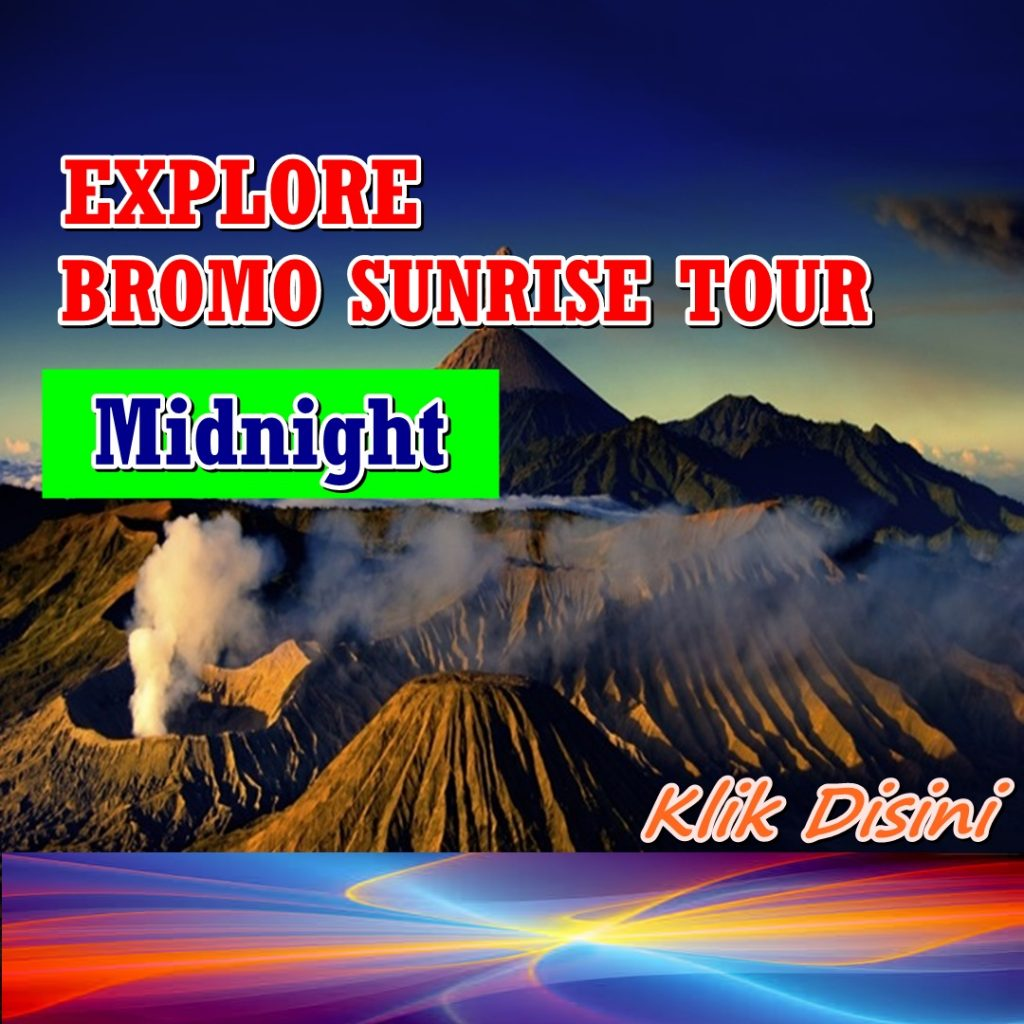 Private Trip Bromo Midnight