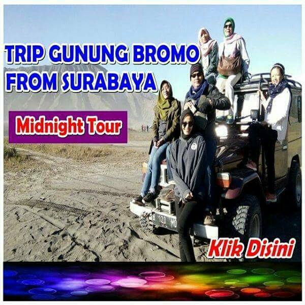 Paket Bromo Midnight Dari Surabaya