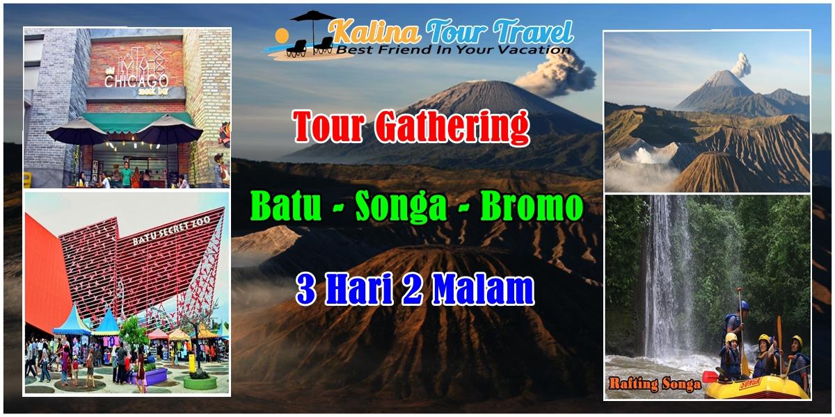 Paket Wisata 3D2N Batu Bromo Songa
