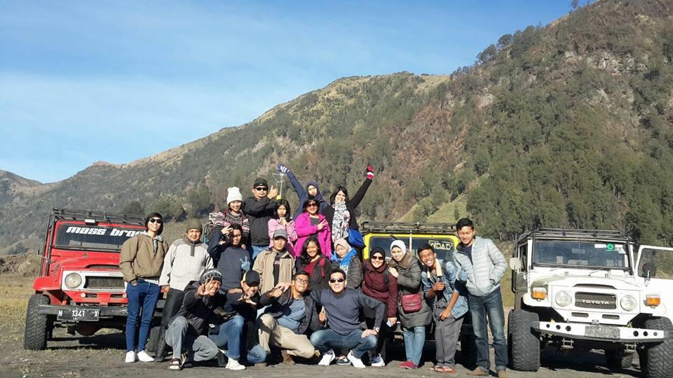 Paket Tour Bromo Murah