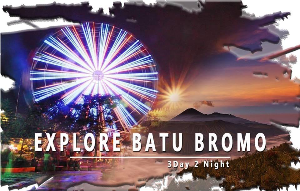 Trip Batu Bromo 3D2N