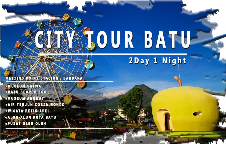 Tour Batu Malang 2D1N