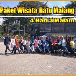 Paket Wisata Batu Malang 4D3N