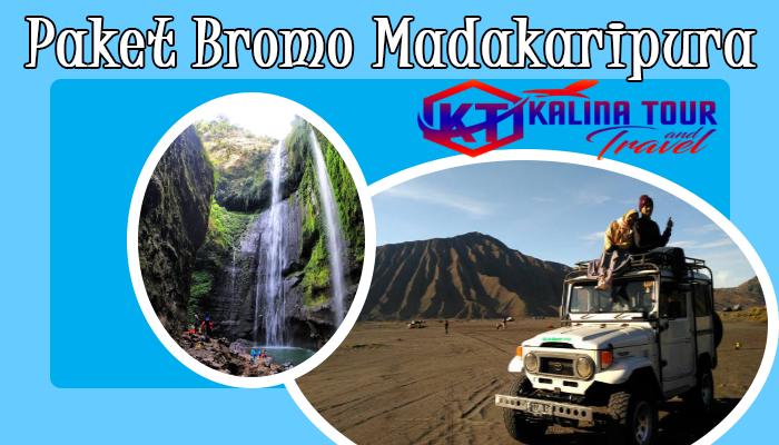 Paket Bromo Madakaripura